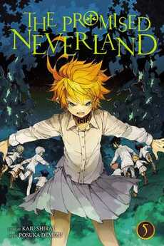 Cover of The Promised Neverland Vol 5