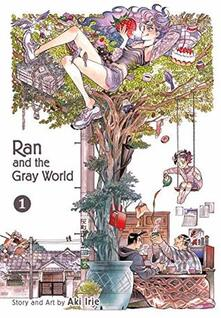 Cover of Ran and the gray world vol 1