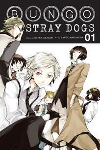 Cover of Bungo Stray Dogs vol 1
