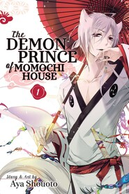 Cover of The Demon Prince of Momochi House volume 1