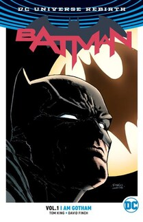 Cover of Batman: I am Gotham