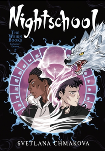 Cover of Nightschool volume 2