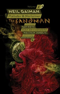 Cover of the 30th edition of The Sandman vol 1: Preludes and Nocturnes
