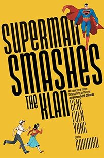 Cover of Superman Smashes the Clan