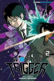 Cover of World Trigger Vol 2