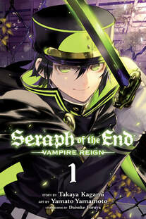 Cover of Seraph of the End vol 1