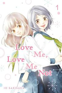 Cover of Love me, love me not vol 1