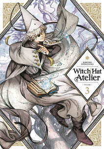 Cover of Witch Hat Atelier vol 3