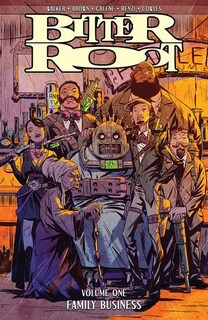 Cover of Bitter Root vol 1: Family Business