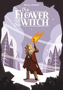 Cover of The Flower of the Witch