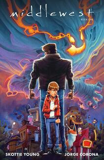 Cover of Middlewest volume 1