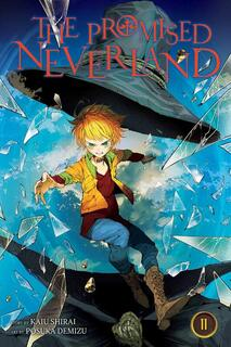 Cover of The Promised Neverland volume 11