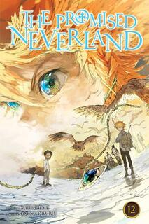 Cover of The Promised Neverland volume 12
