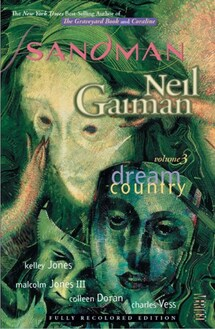 Cover of The Sandman Vol 3