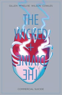 Cover of The Wicked + The Divine vol 3
